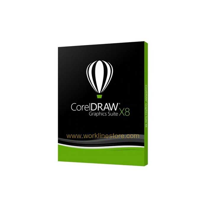 Software CorelDraw X8
